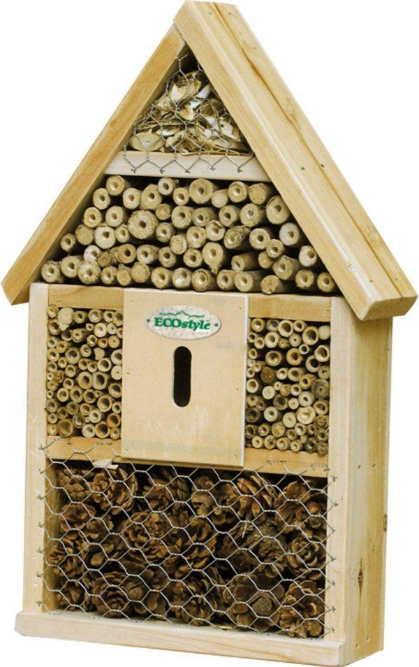 ECOstyle Insectenhotel - voor meer biodiversiteit in de tuin