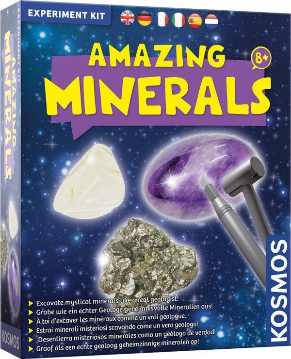 Amazing Minerals Experimenteerset