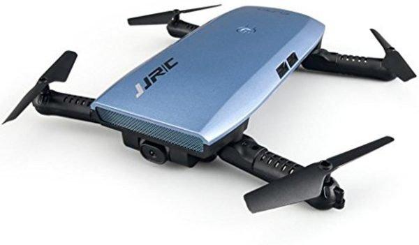 JJRC Elfie - mini drone - blauw