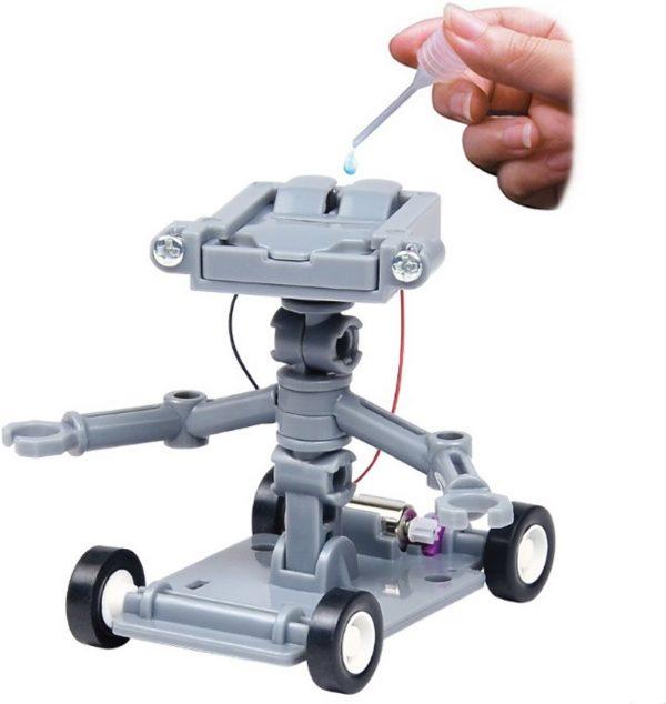 Mini Zout water Robot bouwpakket. Leren over groene Wetenschap voor kinderen vanaf 8 jaar.