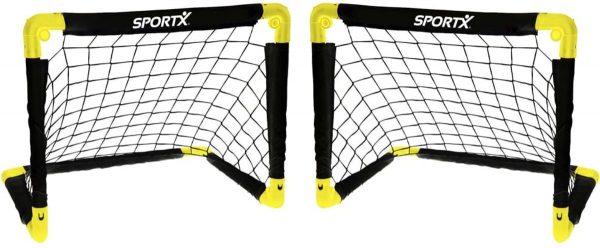 SportX 2 Voetbaldoelen 55x44x44