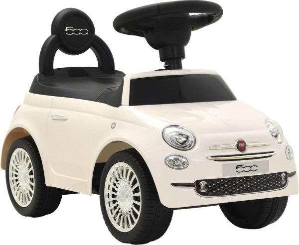 vidaXL Loopauto Fiat 500 wit