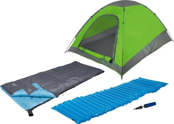 Camp-gear Festival Pakket - 1 Persoons