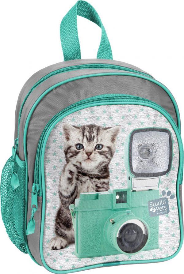 Studio Pets - Rugzak - Kitten - voor Meisjes - 26cm