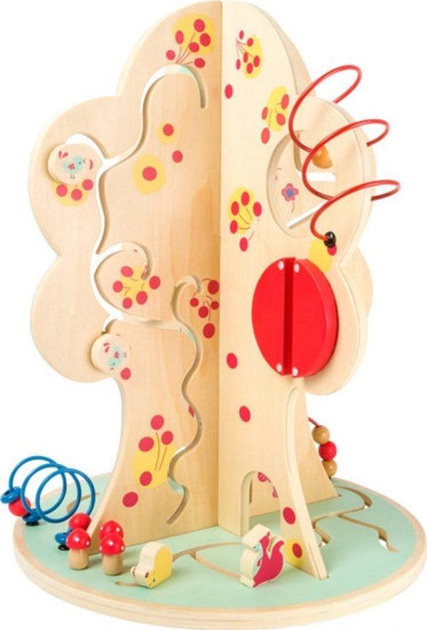 """Allround motoriek boom """"Lekker bewegen"""" collectie - Hout speelgoed vanaf 1 jaar"""
