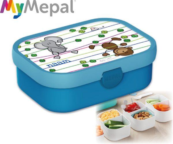 Mepal Lunchbox Olifant en Aap