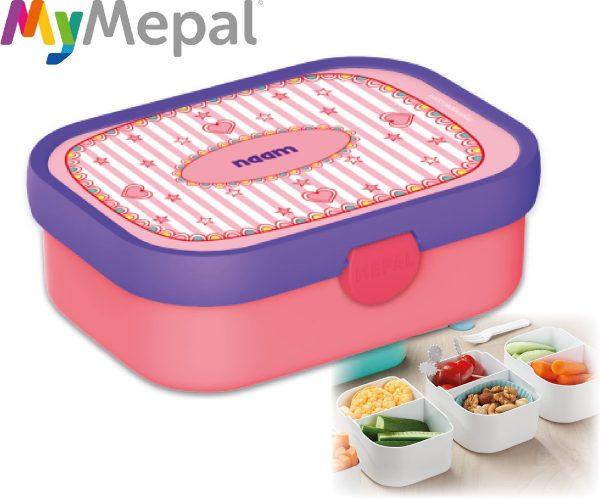 Mepal lunchbox Hartjes