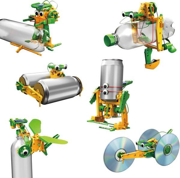 POWERPlus - Educatief Speelgoed - Experimenteerset - Solar Recycler