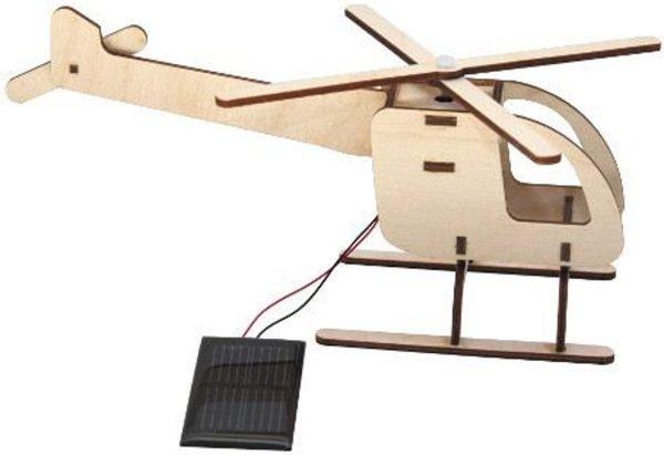 Solexpert Bouwpakket - Helikopter met zonnepaneel
