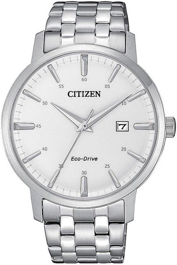 CITIZEN BM7460-88H Horloge - RVS - Zilverkleurig - Ø 40 mm