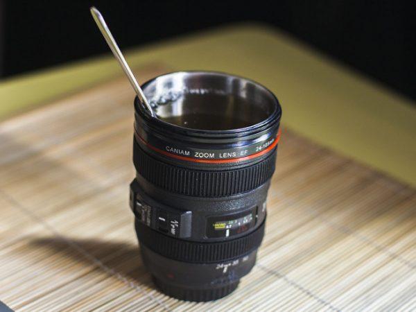 Camera Lens Mok