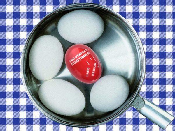 Foolproof EggTimer