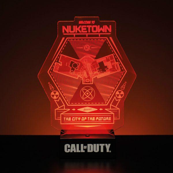 Call of Duty Nuketown lamp