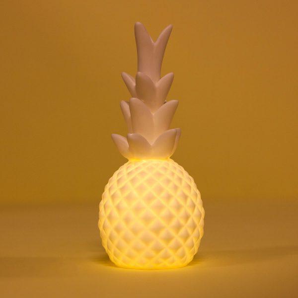 Kikkerland Ananas LED-lamp