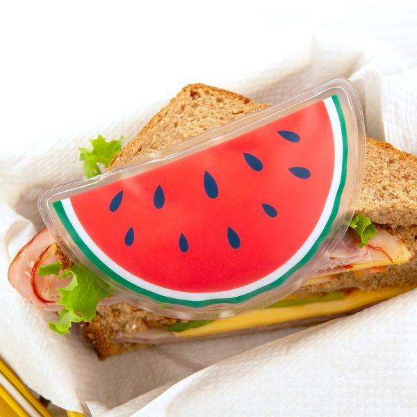 Kikkerland Hot-cold pack - Watermeloen