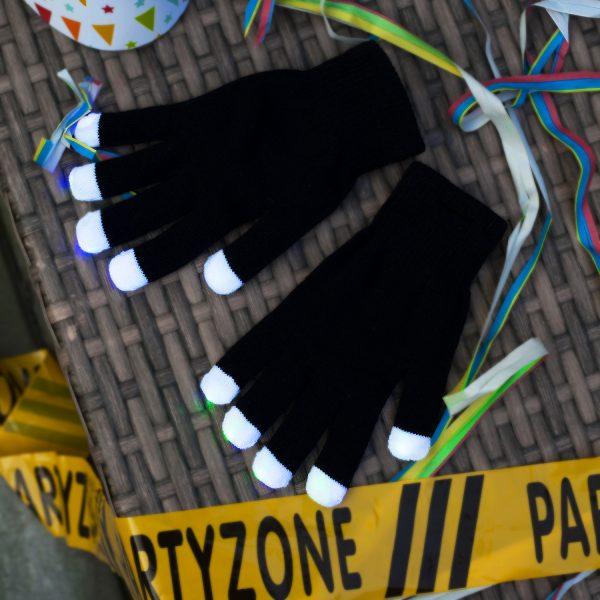 LED-handschoenen