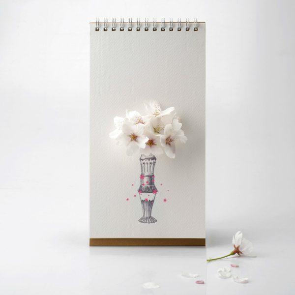 Luf Design Flip Vase - Kleur