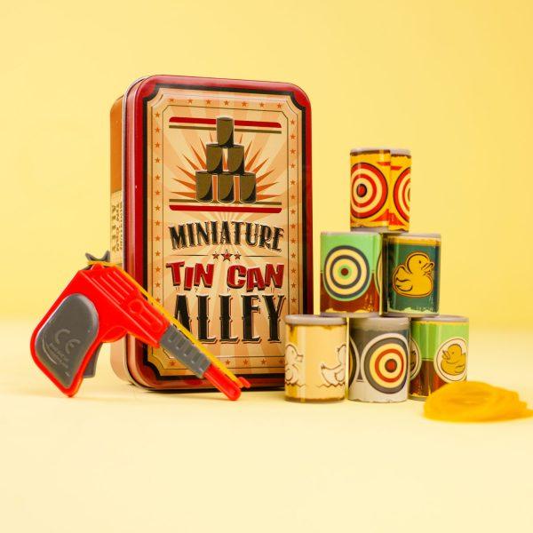 Mini Tin Can Alley spel