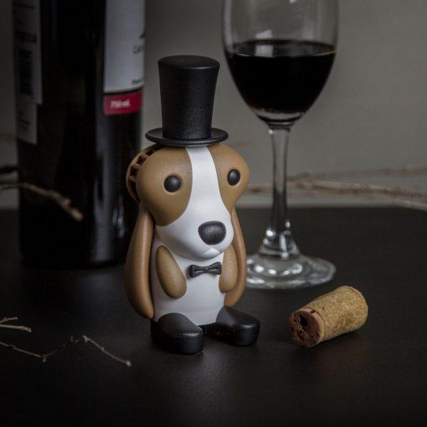 Qualy Wine Hound kurkentrekker