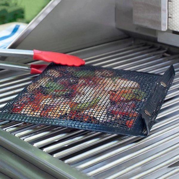 Antikleef Bakmat - BBQ Grill Mat - Barbecuemat