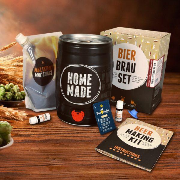 Brew Barrel Bierbrouwpakket - Lager