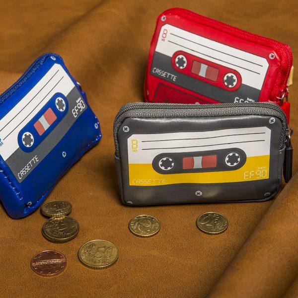 Balvi Cassette portemonnee (assorti)