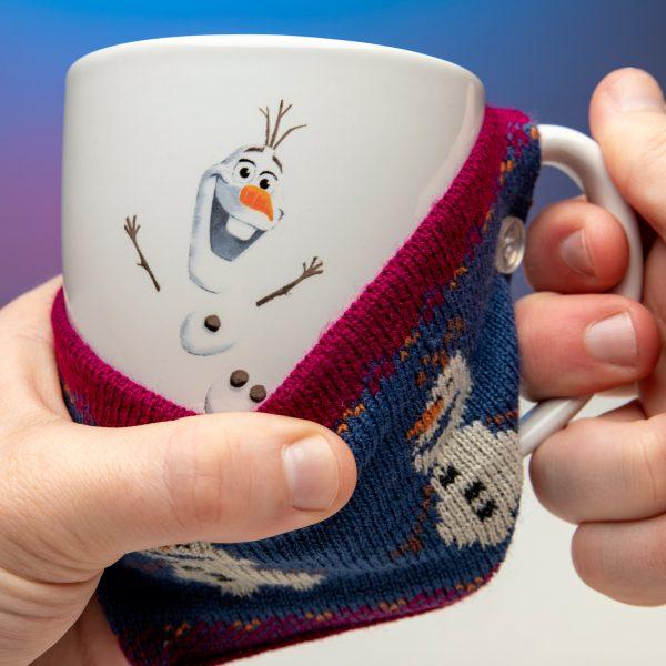 Disney Frozen 2 Olaf mok met trui