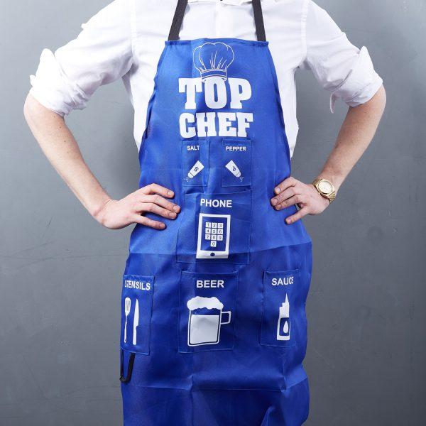 Fizz Top Chef schort voor mannen