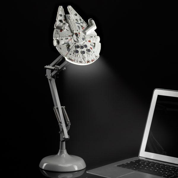 Star Wars bureaulamp - Millenium Falcon