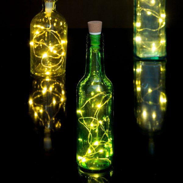 Suck UK Bottle stringlights