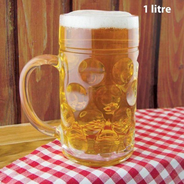 Giant bier glas