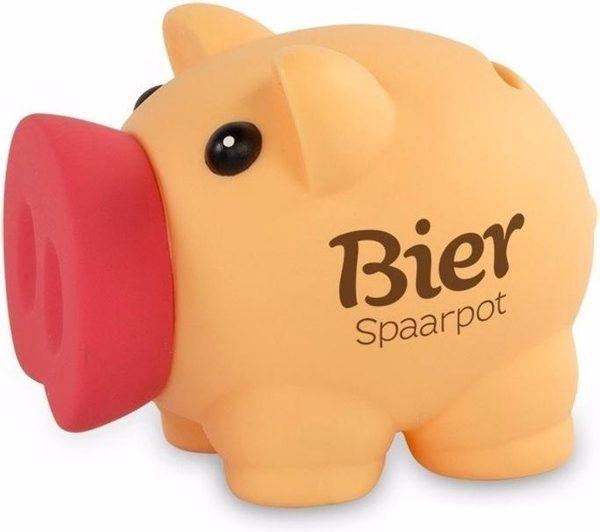 Spaarvarken Bier spaarpot