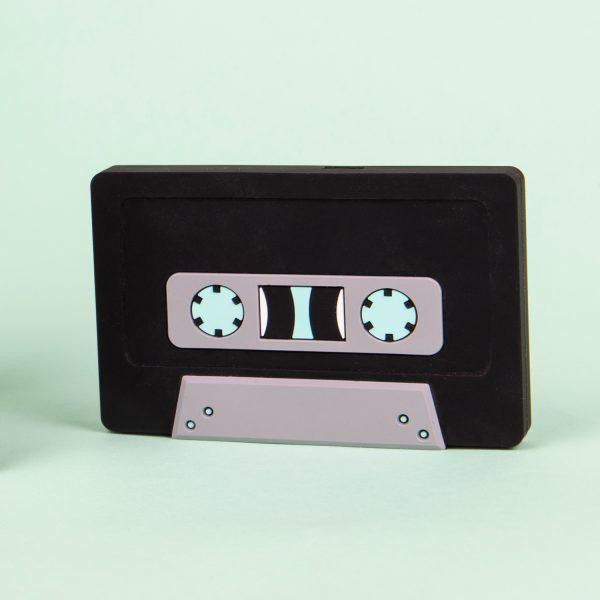 Fizz Draadloze oplader - Cassettebandje