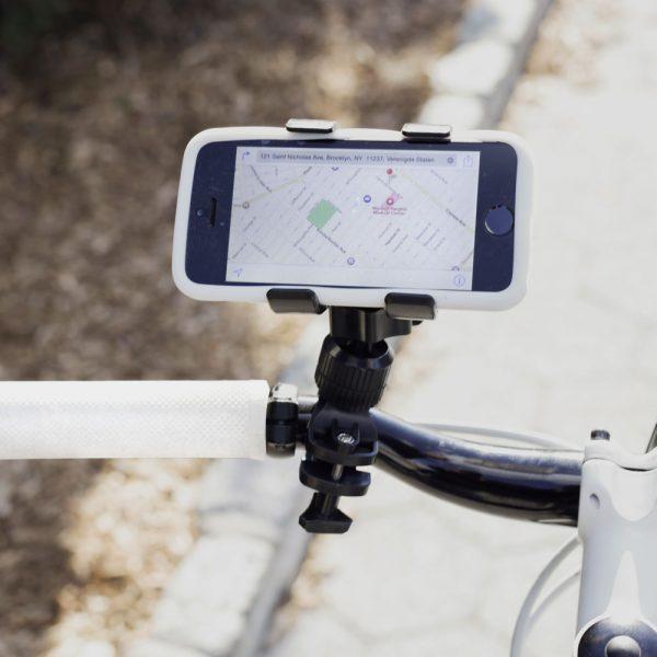Kikkerland Telefoonhouder voor fiets
