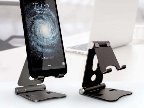 Opvouwbare Tablet- en Telefoonhouder