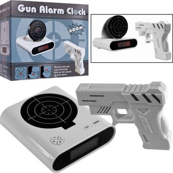 Gun Alarm Clock Wekker