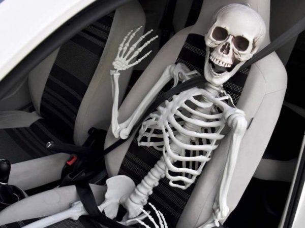 Levensgroot Skelet 1m70
