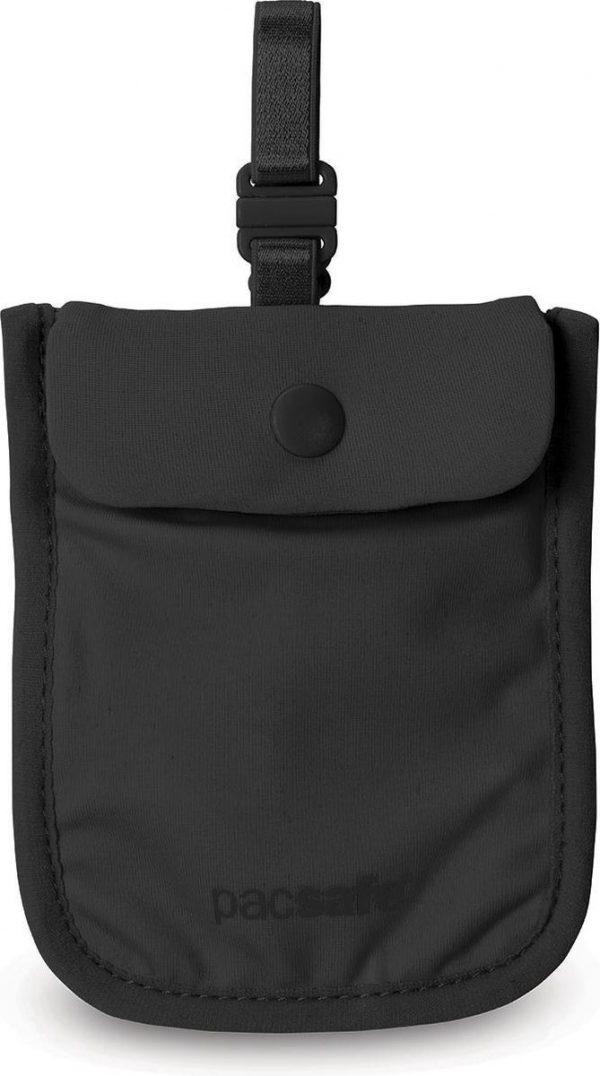 Pacsafe Coversafe S25-Geheime BH-zak-Zwart (Black)