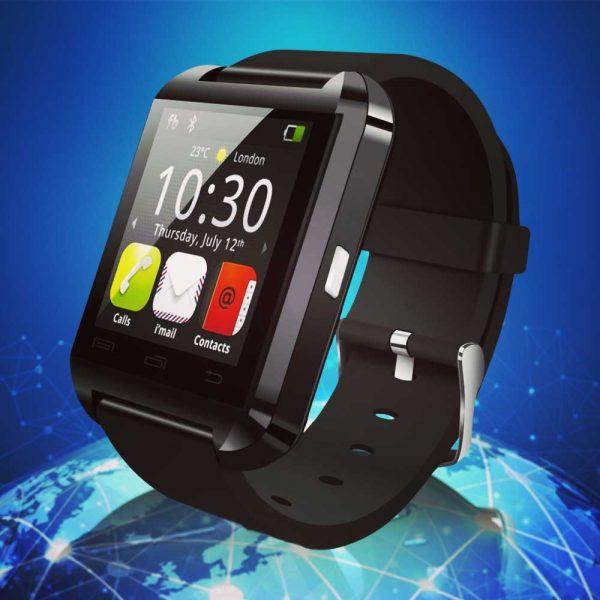 Smartwatch U8 Original - Zwart