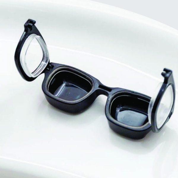 Retro Bril Lenshouder - Bitten