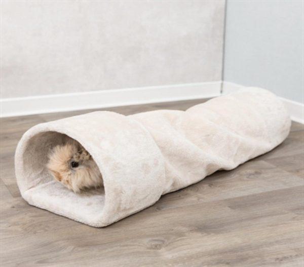Kattenspeeltunnel - Speeltunnel - Katten - Kat - Kattenspeelkleed - Dierenspeelgoed - Speelgoed - Pluche