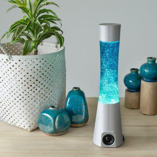Lavalamp Bluetooth Speaker - Balvi