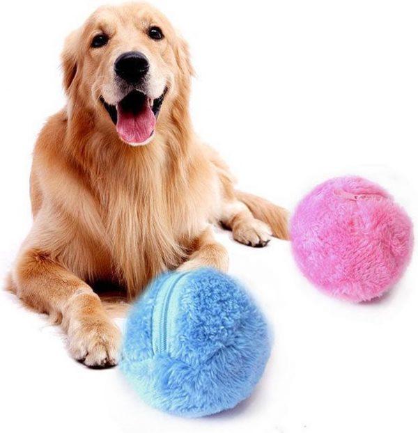 Magic Roller Ball - Honden speelgoed interactief - honden bal - Magic Rolling Ball - Honden bal bewegend - Puppy bal interactief - Automatisch Rollende bal
