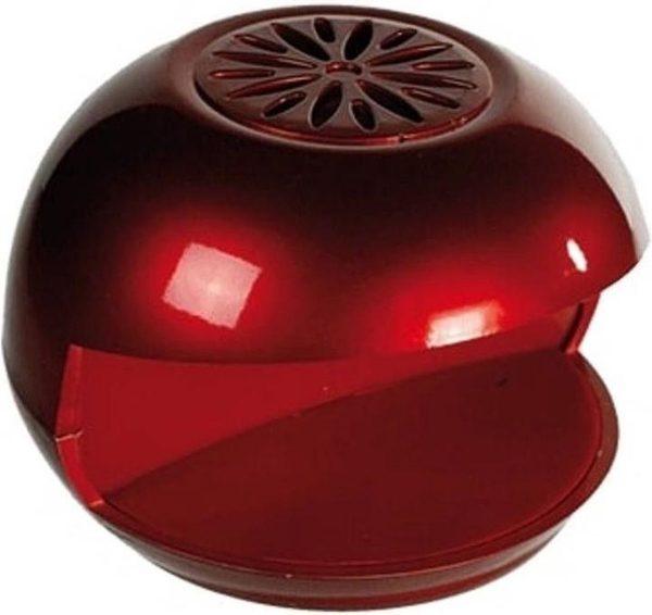 Nagellak droger rood 10 x 7 cm gadgets