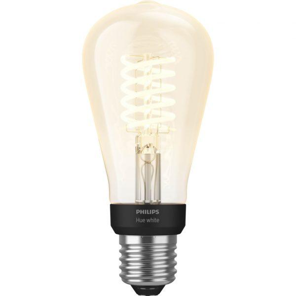Philips Hue Filamentlamp White Edison E27 Bluetooth