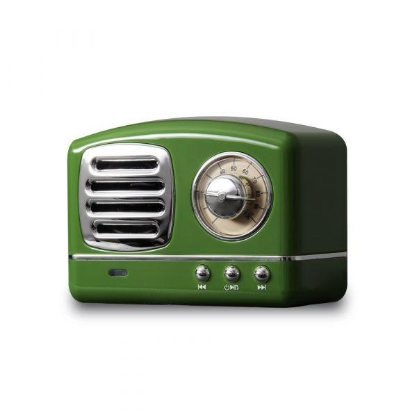 Retro Bluetooth Speaker - Groen