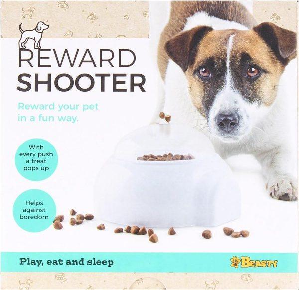 Reward Shooter - Beloningsspeelgoed - Speelgoed hond - Honden speelgoed