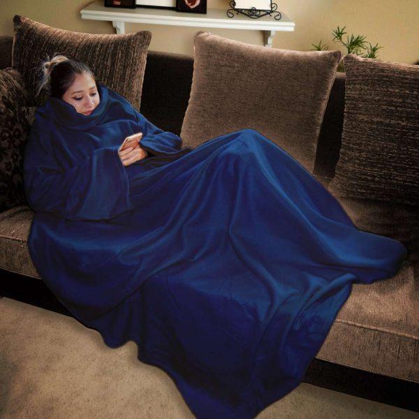 Snuggie Original - Snug Rug - Blauw