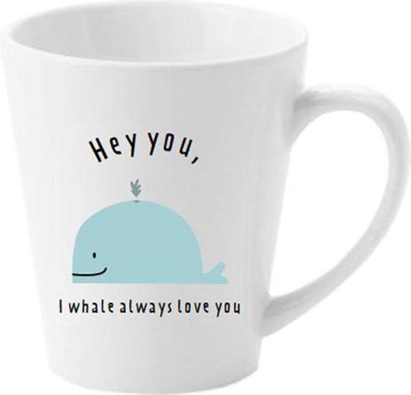 Valentijn Mok | I whale always love you