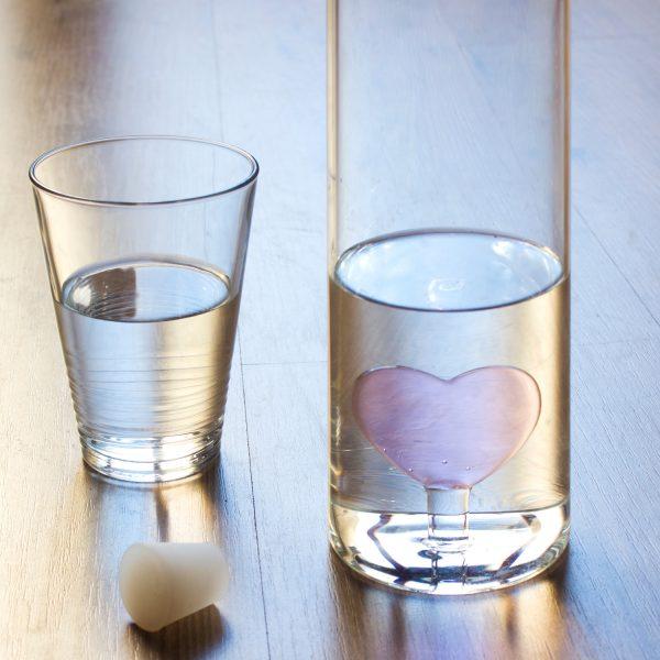 Waterfles - Liefde - Balvi